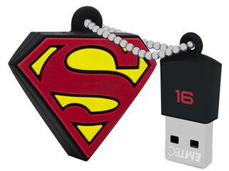 Memoria USB Emtec 16GB Superman