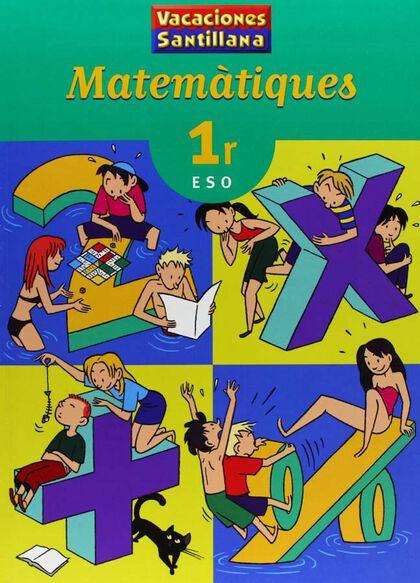 Gp s1 vacances matemàtiques/pack