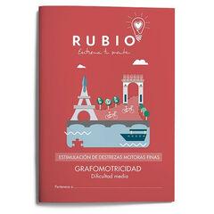 Rubio edmfp grafomotricidad-media