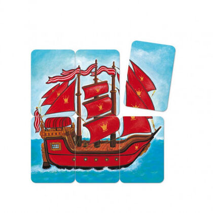 Juego de cartas Pirataka