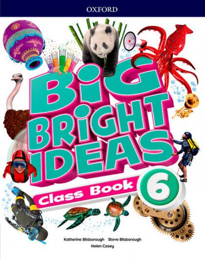 Big Bright Ideas/CB PRIMÀRIA 6 Oxford 9780194110105