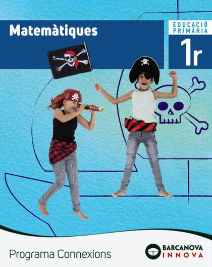 BARC E1 Matemàtiques/Connexions Barcanova Text 9788448944384