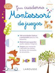 LAR P3 Gran cuaderno Montessori