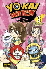 Yo-Kai Watch 3. Días Miauravillosos Y Emiaucionantes 3