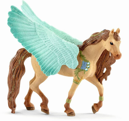 Figura Schleich Unicorn pegaso joya