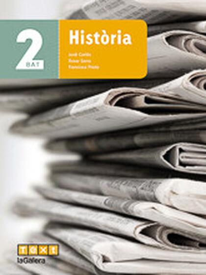 HISTÒRIA 2n BATXILLERAT Text 9788441230484