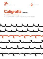 CALIGRAFÍA-CUADRÍCULA 2 Edelvives 9788414006719