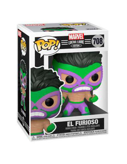 Funko Marvel Fight Hulk