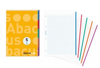 NotebookAbacusEncuadernado A45x5100 hjas