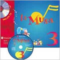 Música/Musa PRIMÀRIA 3 Vicens Vives 9788431660604