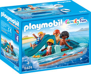 Playmobil Family Fun Patinete acuático