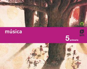 MÚSICA SAVIA 5º PRIMARIA SM 9788467555431
