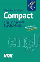 Diccionario Compact English-Spanish / Es Vox 9788499740430
