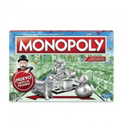 Monopoly Barcelona Hasbro