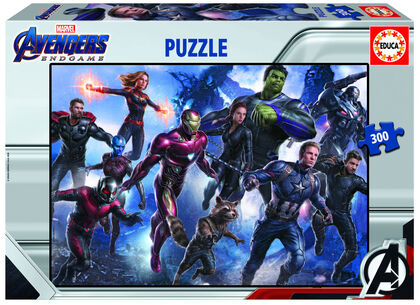 Puzzle Marvel Avangers Infinity War 2 300pc