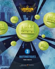 Matemàtiques/19 PRIMÀRIA 3 Edelvives 9788414018439