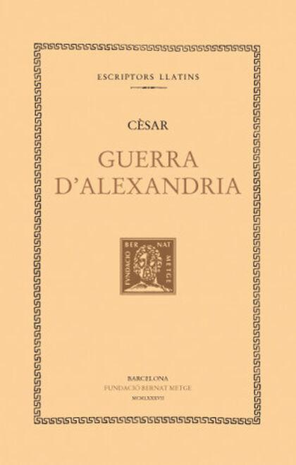 Guerra d'Alexandria