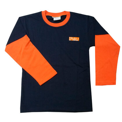 Camiseta manga larga Thau De 7 a 9 años