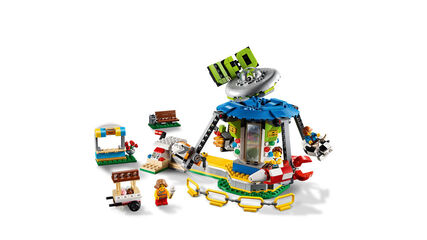LEGO CREATOR CABALLETES FERIA