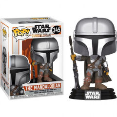 Funko Pop! Star Wars - The Mandalorian
