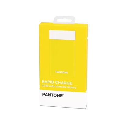 Batería portátil Pantone 6000 MaH Amarillo