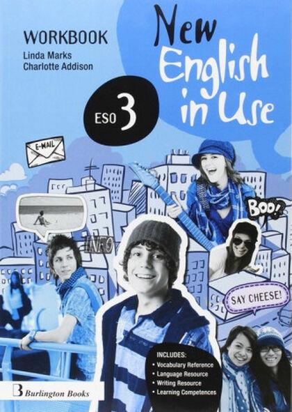 New English in Use/WB ESO 3 Burlington 9789963516728