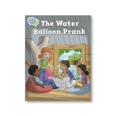 TA L21 THE WATER BALLOON PRANK Macmillan 9781420241013