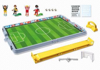 Playmobil Sport&Action Maletí set de futbol