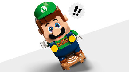 LEGO Super Mario Aventuras con Luigi (71387)