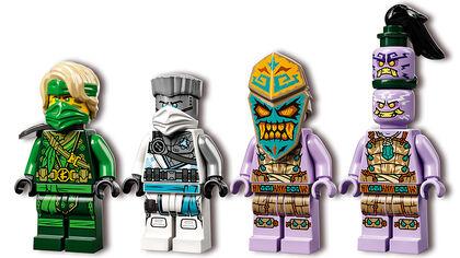 LEGO Ninjago Dragón de la Jungla (71746)