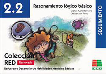 2.2 Razonamiento lógico-básico. Nueva edición
