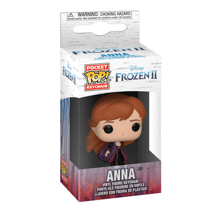 LlaveroFunkoPOP! DisneyFrozen2 Anna
