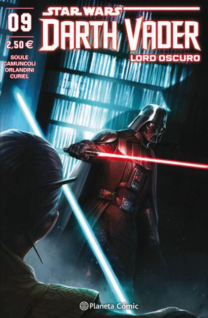 Star Wars Darth Vader Lord Oscuro 9