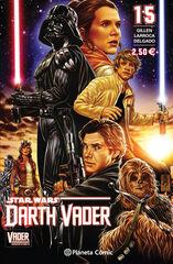Star Wars Darth Vader nº 15/25 (Vader derribado nº 06/06)