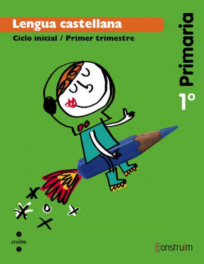 Castellano/Construïm/14 PRIMÀRIA 1 Cruïlla 9788466134330