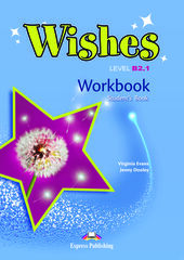 WISHES B2.1 WORKBOOK Edebé 9781471523694