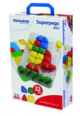 Juego Super pegs mini