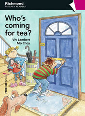 WHO'S COMING FOR TEA? 3º PRIMARIA PRIMARY READERS 3 Richmond 9788466811507