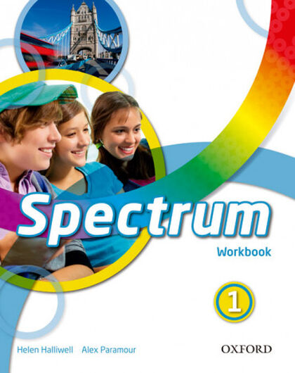 OUP S1 Spectrum/WB Oxford 9780194852135
