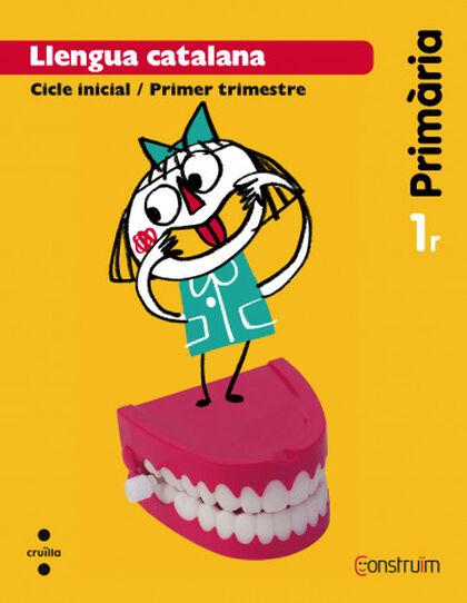 Català/Construïm/14 PRIMÀRIA 1 Cruïlla 9788466134323