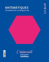 Matemàtiques/Essencial/21 ESO 1 Grup Promotor Text 9788413152684
