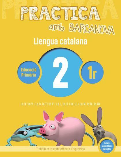 PRACTICA LLENGUA 02 Barcanova Quaderns 9788448946579