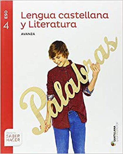 Castellano/Avanza/16 ESO 4 Santillana Text 9788491302650