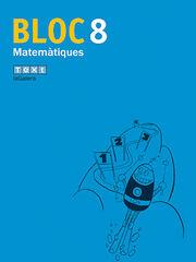 MATEMÀTIQUES BLOC 08 3r PRIMÀRIA Text 9788441215887