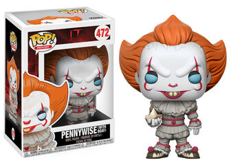 FunkoPOP!ItPennywiseBarco