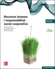 RECURSOS HUAMANS I RESPONSABILITAT SOCIAL CORPORATIVA CICLES FORMATIUS McGraw-Hill Text 9788448192532