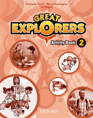 OUP E2 Great Explorers/AB Oxford 9780194507226