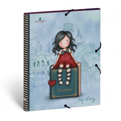 Carpeta clasificadora Gorjuss My Story