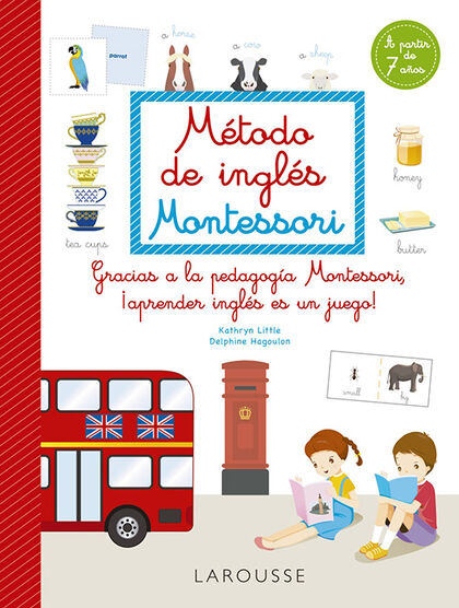 LAR E2 Método de inglés Montessori