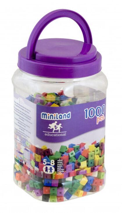 Cubos 1x1 1000U